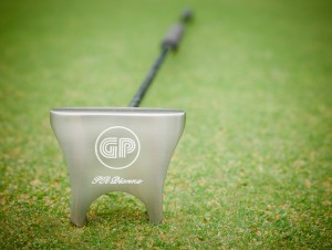 GP putter full view