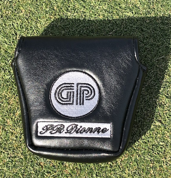Face on GP head cover