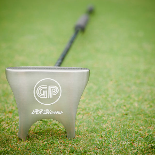 Face on GP Putter