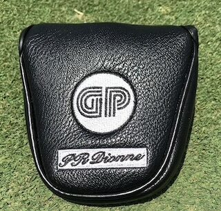 New and improve head cover for the GP putter