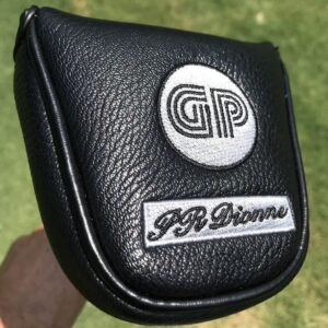 Head cover of the GP putter